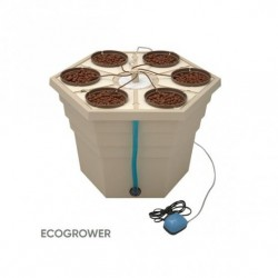 GHE EcoGrower, kapková závlaha