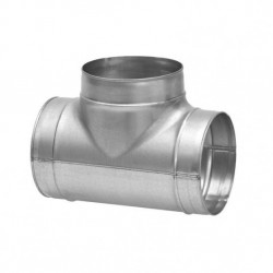 T spojka 125-100-125 mm