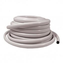 Bílá Flexi hadice průměr 19 mm, 1 m