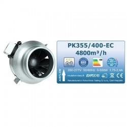 Prima Klima Blueline PK355/400-EC - 4800 m3/h, ventilátor s EC motorem