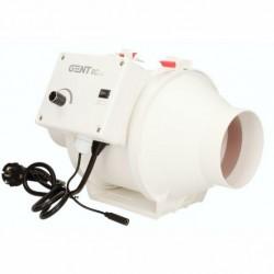 GENT ECco TT100 - 280 m3/h, ventilátor s EC motorem