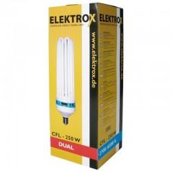 Úsporná CFL lampa ELEKTROX...