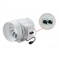 Ventilátor s termostatem...