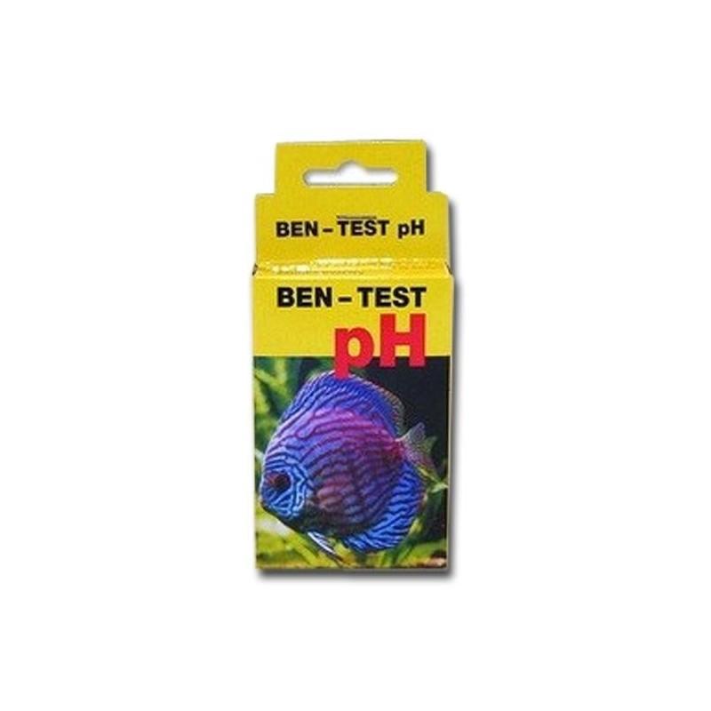 pH test na vodu 4.7 - 7.4 pH 20ml