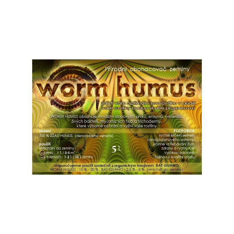 Worm Humus 5l