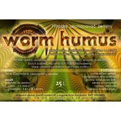 Worm Humus 25l