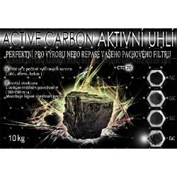 aktivní uhlí 10 kg