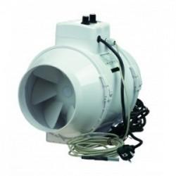 Ventilátor TT 100 145-187m3/h s regulací teploty a otáček