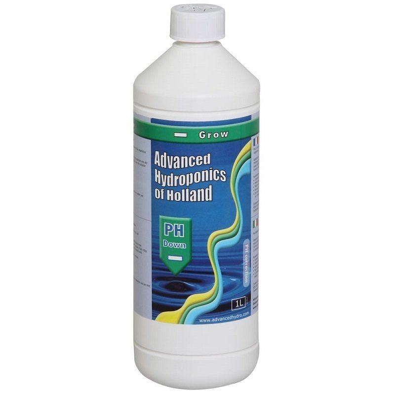Advanced Hydroponics pH minus na růst 0,5l