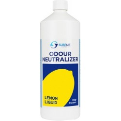 Sure air Liquid Lemon 1l