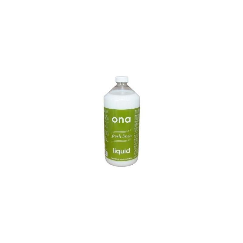 Ona Spray Liquid Fresh Linen 1l