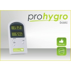 Digitální thermo hygro metr Basic bez sondy
