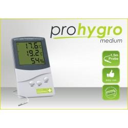 Digitální thermo hygro metr Medium se sondou