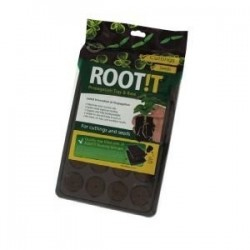 Root it natural rooting sponge 24 cell filed trays - BOX