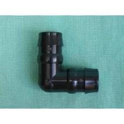 Koleno L spoj pro hadici průměr 20mm