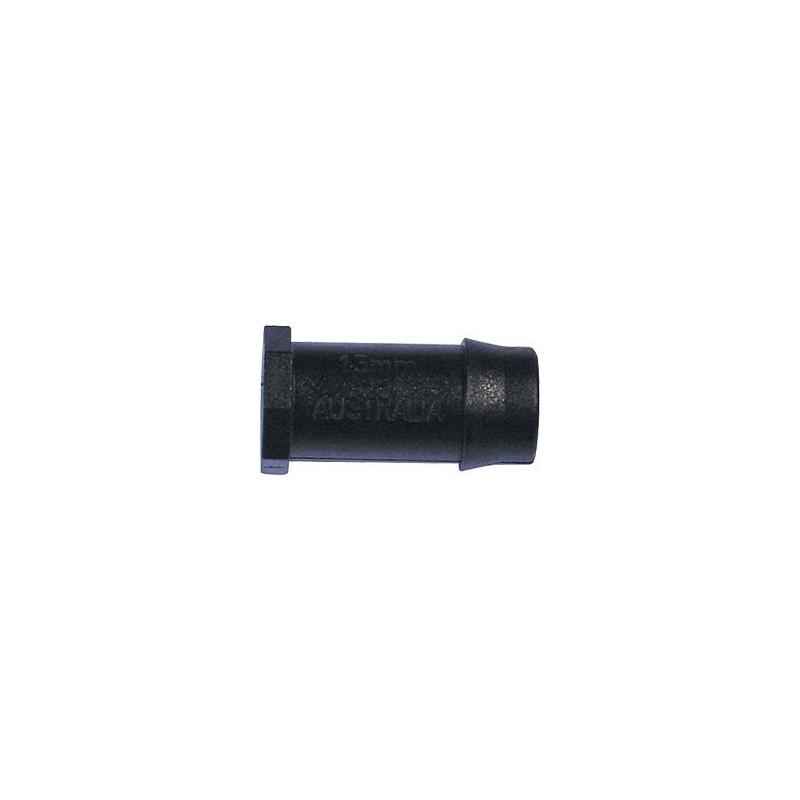 Zátka špunt pro hadici průměr 16mm