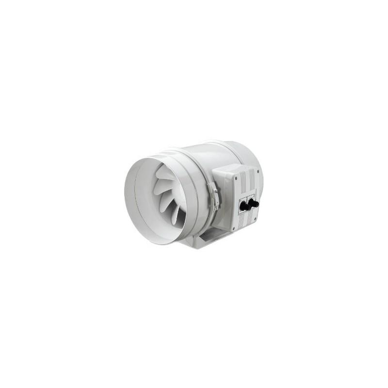 Ventilátor TT 100 U 145-187m3/h s regulací teploty a otáček
