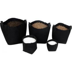 Tex Pot textilní květináč černý 10l