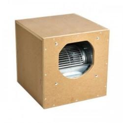 Airbox 2500 m³/h (50x50x50 cm) - odhlučněný ventilátor