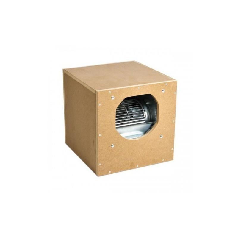 Airbox 500 m³/h (40x40x40 cm) - odhlučněný ventilátor