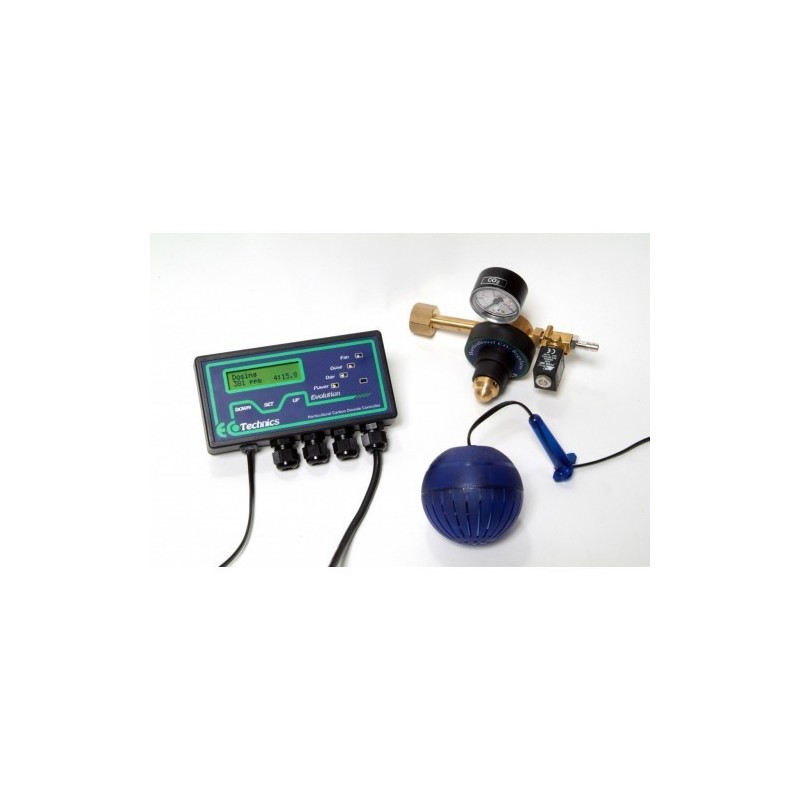 Ecotechnics Evolution CO2 Controller