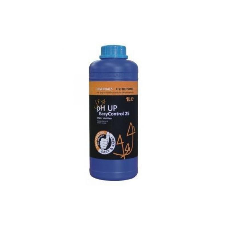 Essentials pH Up Easy Control 25% 1L