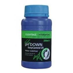 Essentials pH Down Easy Control 25% 250ml