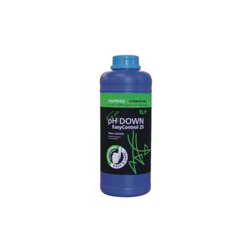 Essentials pH Down Easy Control 25% 1L