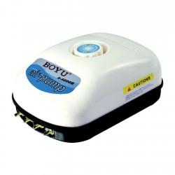 Regulovatelná vzduchová pumpa BOYU S-4000B 768l/h
