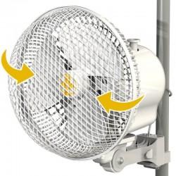 Ventilátor s klipsnou Monkey Fan 20W Oscilační, průměr 21cm