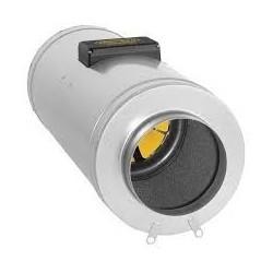Odhlučněný ventilátor Q-Max EC 746 m3/h, 160 mm