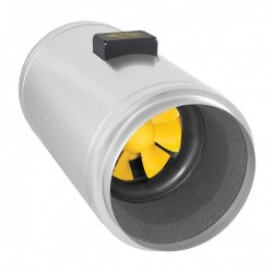 Odhlučněný ventilátor Q-Max EC 3247 m3/h, 355 mm
