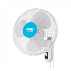 RAM Wall Fan, třírychlostní nástěnný ventilátor Ø 40 cm