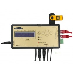 DimLux Maxi EVO Controller Datalog