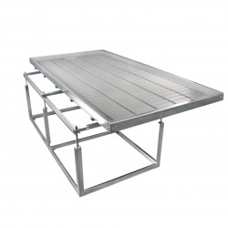 Infinity - inteligentní posuvný pěstební stůl 1x2m