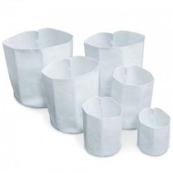 Tex Pot Agro textilní květináč bílý, 15L
