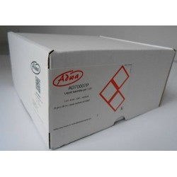 Kalibrovací roztok Adwa pH 7,01 - box 25ks
