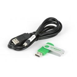 Apogee Instruments AC-100, komunikační USB kabel