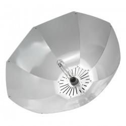Lumatek Shinobi White Ø 80 cm, střední parabolické stínidlo
