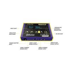Lumatek Digital Panel, controller pro předřadníky