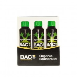 B.A.C. Organic Starter Kit...