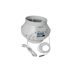 GSE EC Fan 250 mm - 1450 m3/h, ventilátor s controllerem